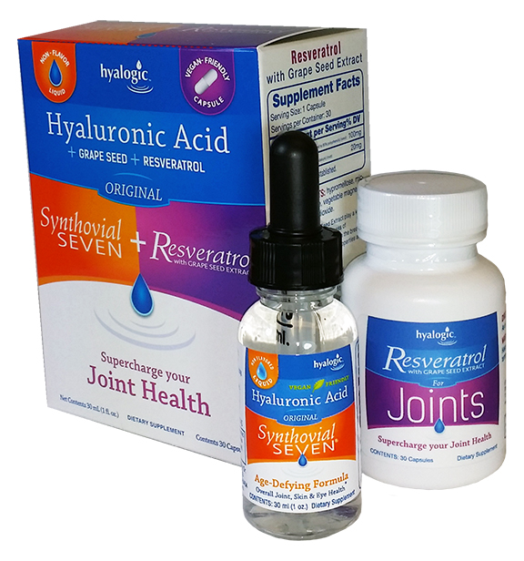 Synthovial Seven Plus (Hyaluronic Acid) by Hyalogic